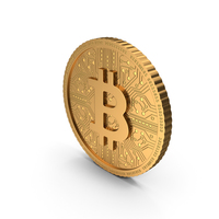 Coin Bitcoin PNG & PSD Images
