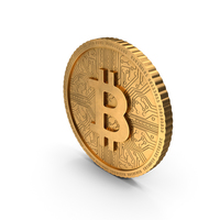 Coin Bitcoin Old PNG & PSD Images