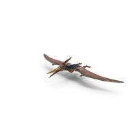 Pteranodon with Fur PNG & PSD Images