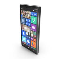 Nokia Lumia 930 Microsoft Smartphone Black PNG & PSD Images
