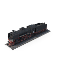 Train PNG & PSD Images