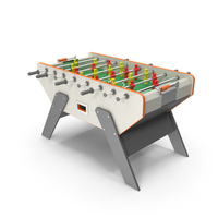 Foosball Table PNG & PSD Images