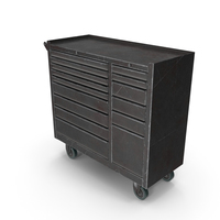 Closed Tool Box Black PNG & PSD Images