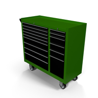 Closed Tool Box Green New PNG & PSD Images