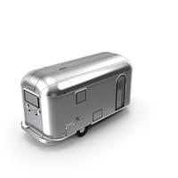 Airstream Caravan PNG & PSD Images