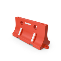 Plastic Road Barrier PNG & PSD Images