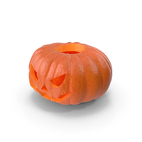 Realistic Halloween Pumpkin PNG & PSD Images