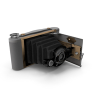 Old Photo Camera PNG & PSD Images