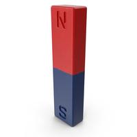 Rectangle Bar Magnet PNG & PSD Images