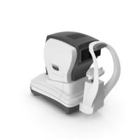Refractometer Keratometer PNG & PSD Images