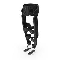 Rehabilitation Exoskeleton Indego PNG & PSD Images