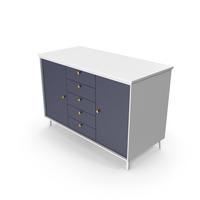 Cabinet Blue PNG & PSD Images