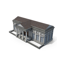 Stylized Generic Museum PNG & PSD Images