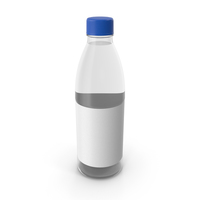 Water Plastic Bottle PNG & PSD Images