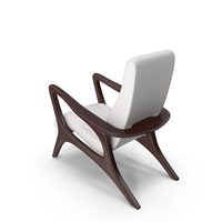 Lounge Chair by Vladmir Kagan PNG & PSD Images