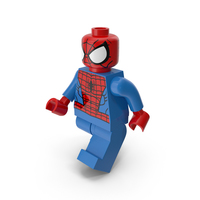 Lego Spiderman Walk PNG & PSD Images