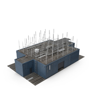 Rooftop Radio Transmitters PNG & PSD Images
