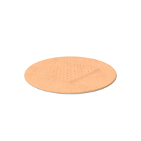 Round Band Aid PNG & PSD Images