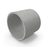 Round Concrete Slab Tunnel PNG & PSD Images