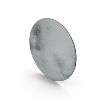 Round Metal Shield PNG & PSD Images