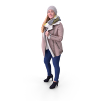 Winter Woman PNG & PSD Images