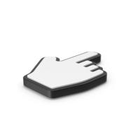 Hand Cursor Side PNG & PSD Images