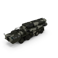 SA 10 Grumble or S 300 Russian Missile System PNG & PSD Images