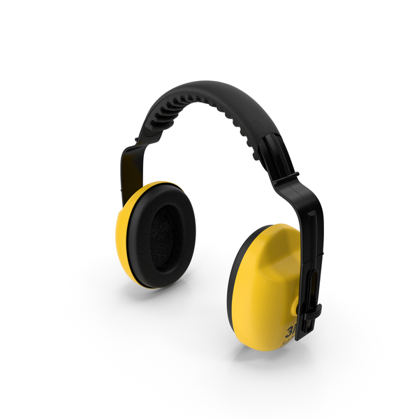 Safety Ear Muff PNG & PSD Images