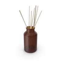 Decorative Glass Jar PNG & PSD Images