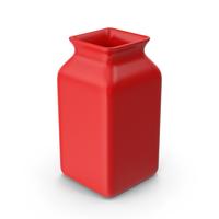 Vase Red PNG & PSD Images