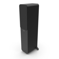 Floorstanding Speakers System Right PNG & PSD Images
