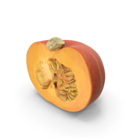 Pumpkin Small Cut PNG & PSD Images