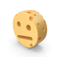 Happy Smile Face Cheese PNG & PSD Images