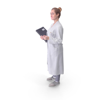 Doctor Woman PNG & PSD Images
