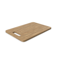Wooden Cutting Board PNG & PSD Images