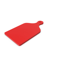 Cutting Board Red PNG & PSD Images