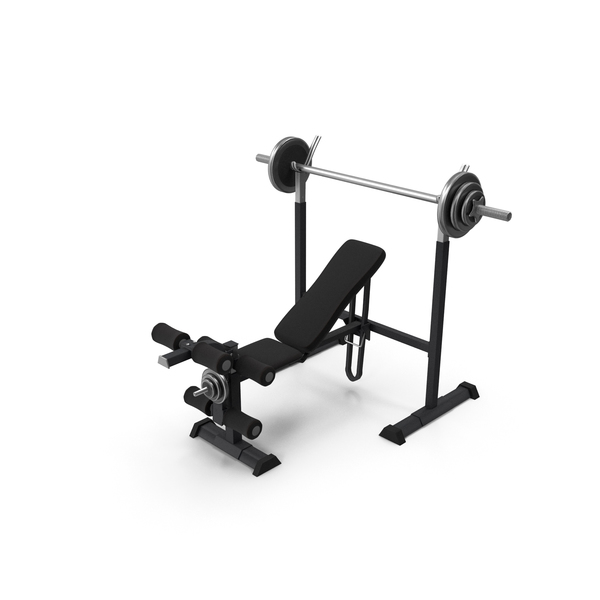 Lifting Bench PNG & PSD Images