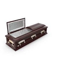 High Def Classic Coffin Roman PNG & PSD Images