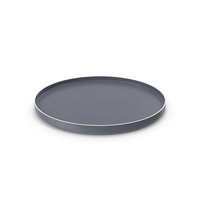 Ceramic Dinner Plate PNG & PSD Images
