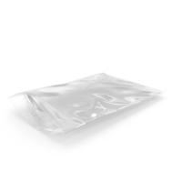 Transparent Plastic Bag Zipper 400 g PNG & PSD Images
