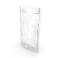 Transparent Plastic Bag Zipper 200 g Open PNG & PSD Images