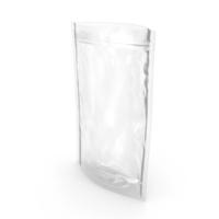 Transparent Plastic Bag Zipper 300 g Open PNG & PSD Images