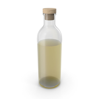 Oil Glass Bottle PNG & PSD Images