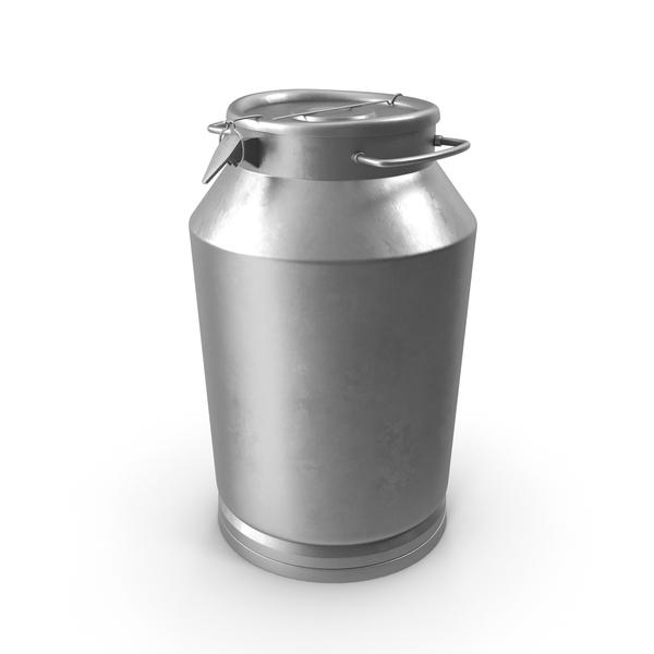 Milk Can PNG & PSD Images