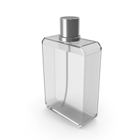 Perfume Bottle White PNG & PSD Images