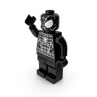 Lego Spiderman Black PNG & PSD Images