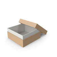 Cardboard Box Opened PNG & PSD Images