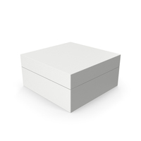Cardboard Box White PNG & PSD Images