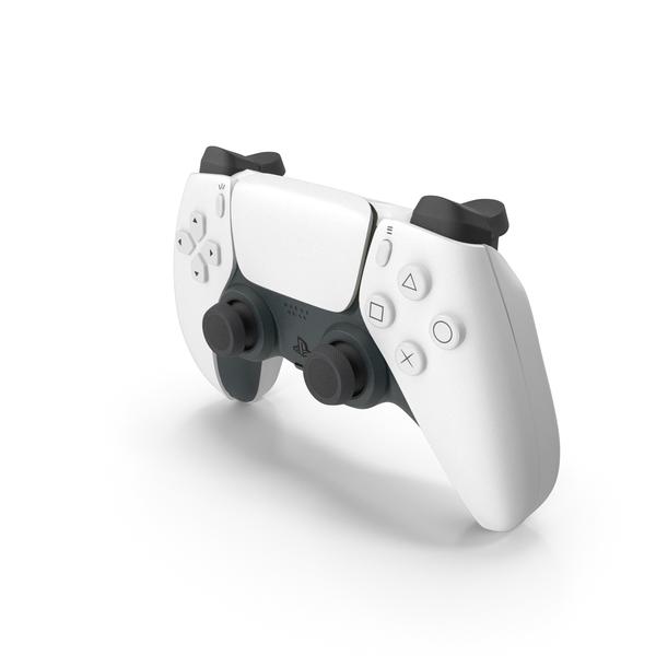 PS5 DualSense PNG & PSD Images