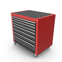 Closed Tool Cabinet PNG & PSD Images